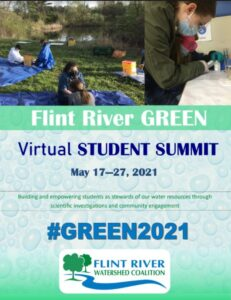 Title Page Flint River GREEN Student Summit May 17-27, 2021